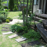洋風庭園4